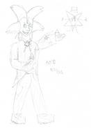 Antares-Ciphergeuse kid