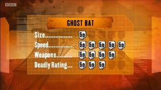 S1 DR ghost bat