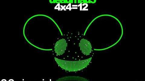 Deadmau5 4x4=12 Full CD!-0