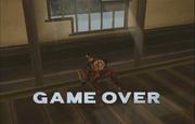 DOAU Ryu Game Over