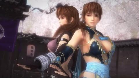 DEAD OR ALIVE 5 Last Round - Launch Trailer