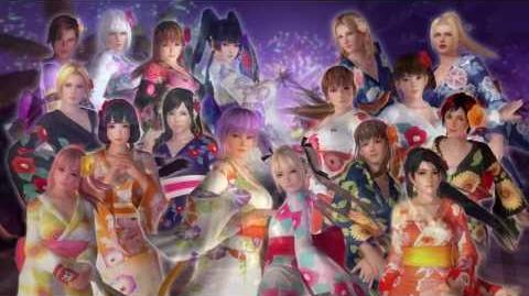 DOA5LR - Summer Festival Costume Set
