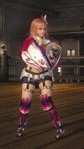 DOA5LR Samurai Warriors Costume Honoka
