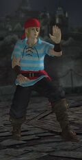 DOA5U Eliot Halloween Screen