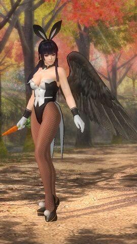 File:DOA5U nyotengu sexy bunny costume 15.jpg