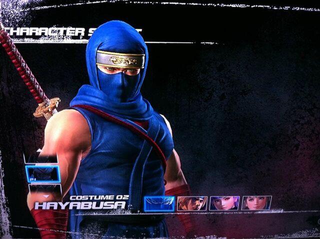 File:DOA5 Demo Character Selection.jpg