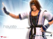 DOA4 Hayate