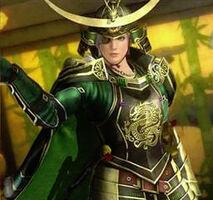 DOA5LR Christie Masamune Date