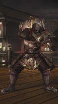 DOA5LR Samurai Warriors Costume Raidou