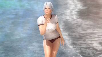 DOA5U Christie Gym