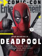 Deadpool Entertainment Weekly