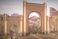 Dead rising 2 fortune city entrance (2)