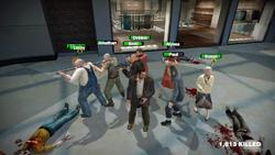 Dead rising survivors escorting eight (3)