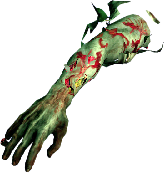 Image - Dead rising zombie explodable arm right.png | Dead ...