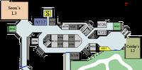 North Plaza Map