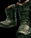 Dead rising Black Cowboy Boots