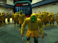 Dead rising rainbow cult with jennifer