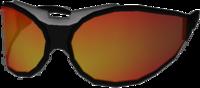 Dead rising Black and Orange Sunglasses