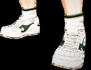 Dead rising White Tennis Shoes 2