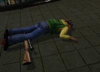 Thomas Corpse