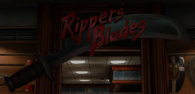 Ripper's Blade Sign