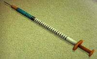 Dead rising novelty syringe 2