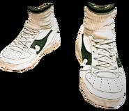 Dead rising White Tennis Shoes 5