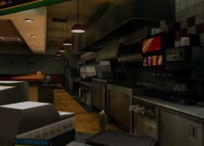 Jill's Sandwiches Kitchen