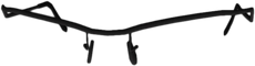 Dead rising Silver Rimless Wire-Frame Glasses
