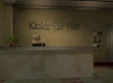 Kicks for Her Counter