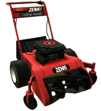 Dead rising Lawn Mower
