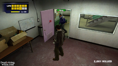 Dead rising infinity mode greg security room pink (3)