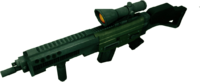 Dead rising Merc Assault Rifle A