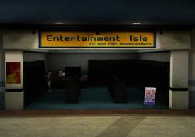 Entertainment Isle