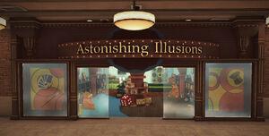 Dead rising Astonishing Illusions