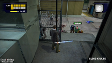 Dead rising infinity mode Nathan (2)