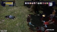 Dead rising infinity mode hall family (4)