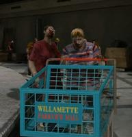 Dead rising shopping cart zombie (3)