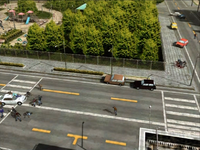 Dead rising helicopter shot distance between two photo ops