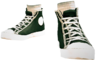 Dead rising Black Canvas Sneakers