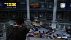 Dead rising infinity mode isabela shooting