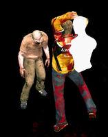 Dead rising mannequin female torso attack (4)