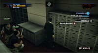 Dead rising Fortune City Bank vault security box 083