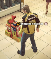 Dead rising 2 shopping valuables shopping spree