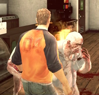 Dead rising 2 spitfire zombies on fire (3)