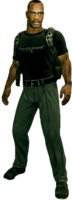 Dead rising mercenary black full