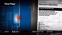 Dead rising Human Liver map