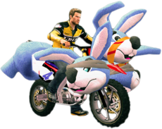 Dead rising rabbit bike main