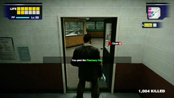 Dead rising case 2-3 medicine run pharmacy key