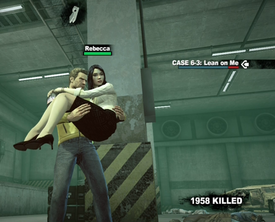Dead rising 2 case 6-3 lean on me carrying rebeca